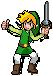 Trainer Green Sprite by LannaMisho