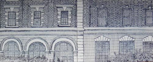 Hodgekin's building, Guy's Hospital, London by SIX-EYED-CAT