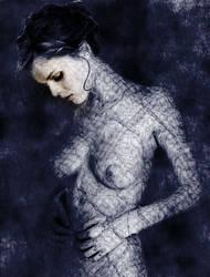 Sadness IV by jordyart