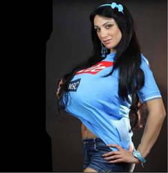 Marika Fruscio BE3