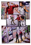Dick Douch page 2 coloring by papillonstudio