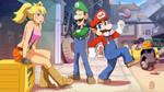 Mario Post Apocalypse