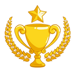 Trophy Icon by papillonstudio