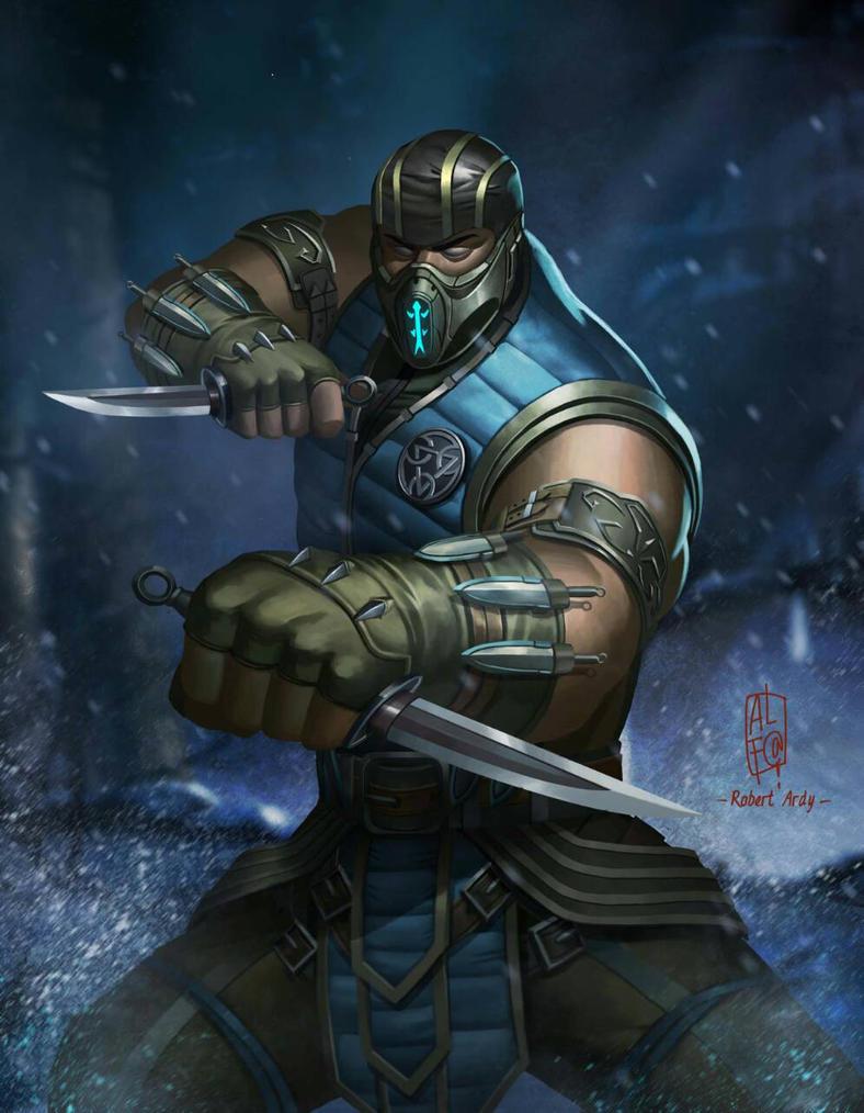 Mortal Kombat X Sub Zero Deviantart Subzero Mortal Kombat ...