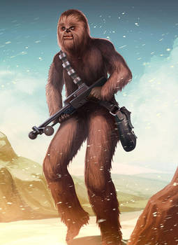 Star Wars Wish List: CHEWBACCA