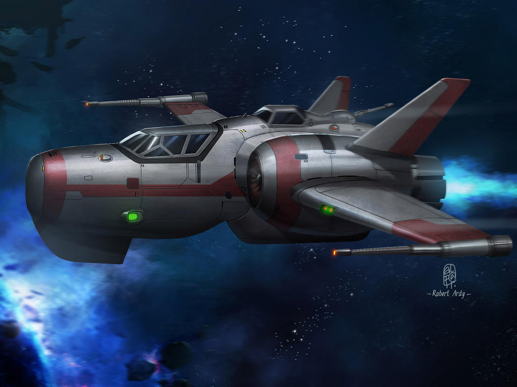 sci fi space shuttle craft - photo #41