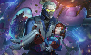 SOLDIER76 and DVA