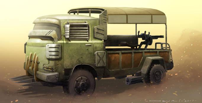 Truck Warzone