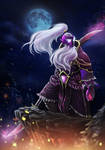I am the void and the spirit -  Void Spirit DOTA2