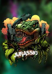Jurrasic Logo Project
