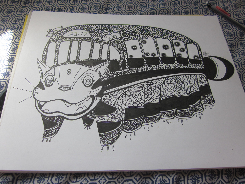 Catbus by princerul