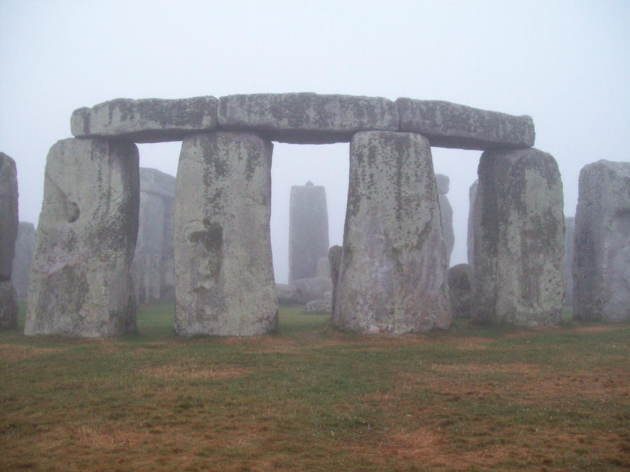 Stonehenge by jebus139