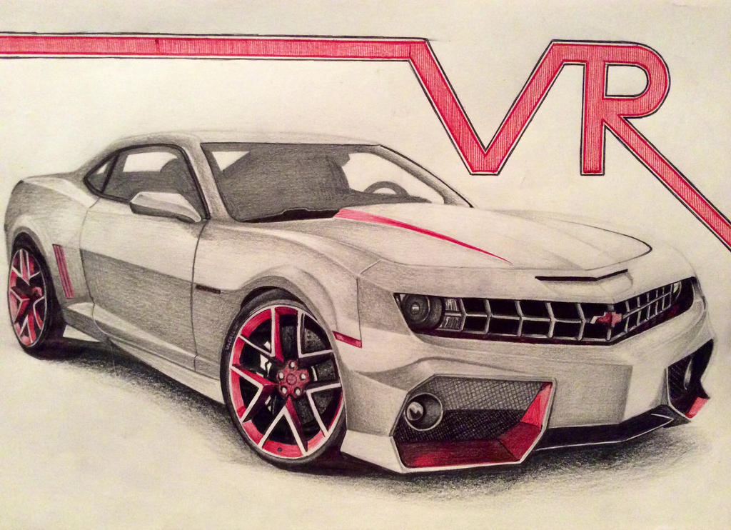 Vr camaro by stephenkilcullen