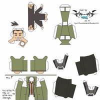 Detective Gumshoe-updated by inunokanojo