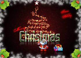 Merry Christmas by inunokanojo