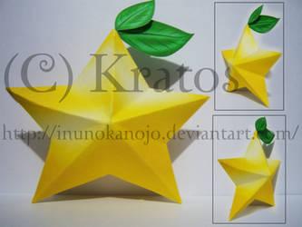 Paopu Fruit by inunokanojo