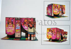 Pink Happy Box