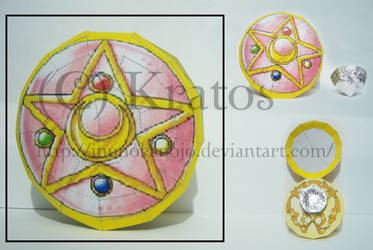 Sailor Moon Compact by inunokanojo