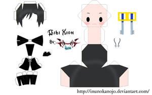 Chibi Xion by inunokanojo