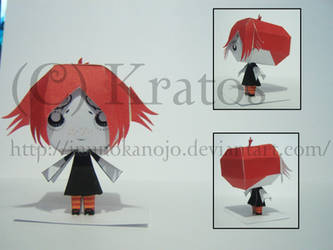 Ruby Gloom done by inunokanojo