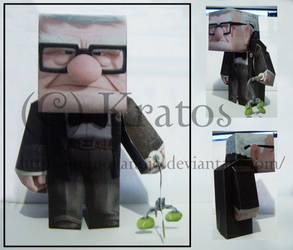 Carl by inunokanojo
