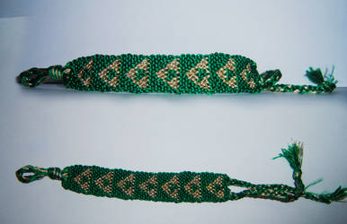 Triforce Bracelet