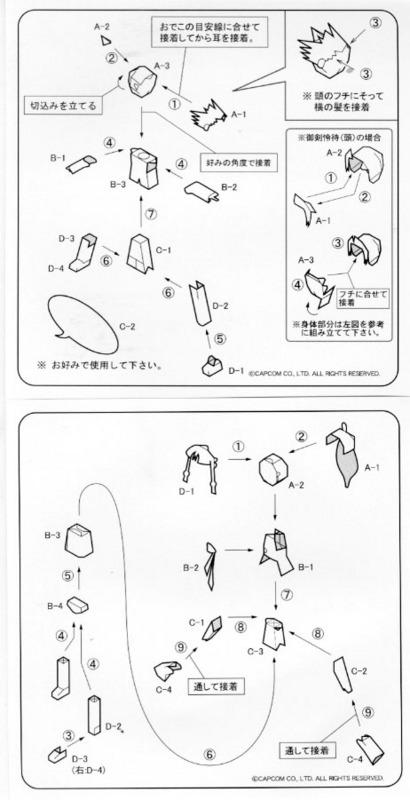 Instructions by inunokanojo