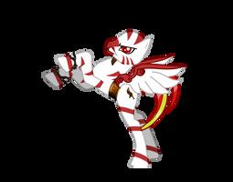 Kratos Pony