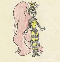 Princess Whats her Name by inunokanojo