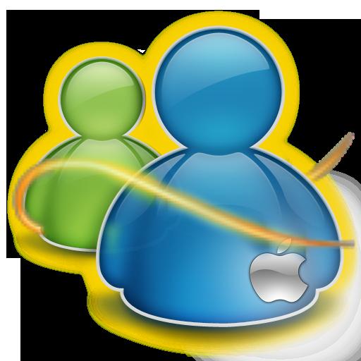 Apple Live Messenger by jmcgrew