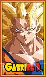 Goku ssj 3 by tibirou