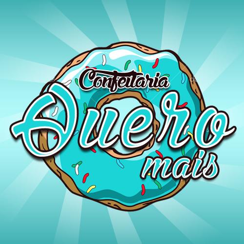 Logo Queromais v3 by tibirou