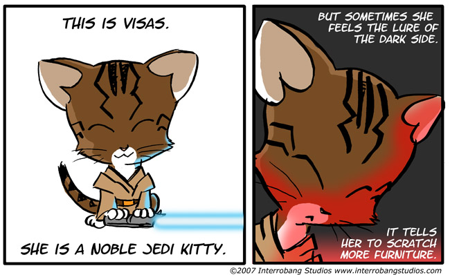 Use the Force, Visas by kevinbolk