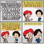 Debating Politics with Friends