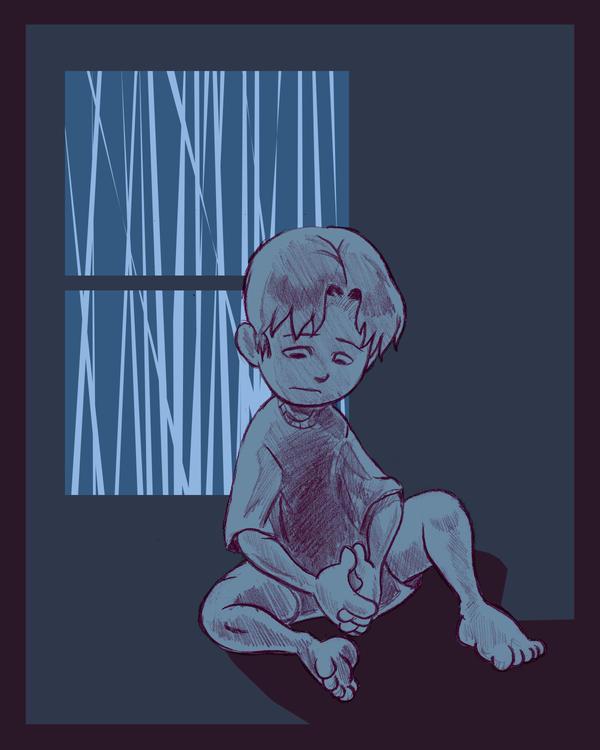 Melancholy by kevinbolk