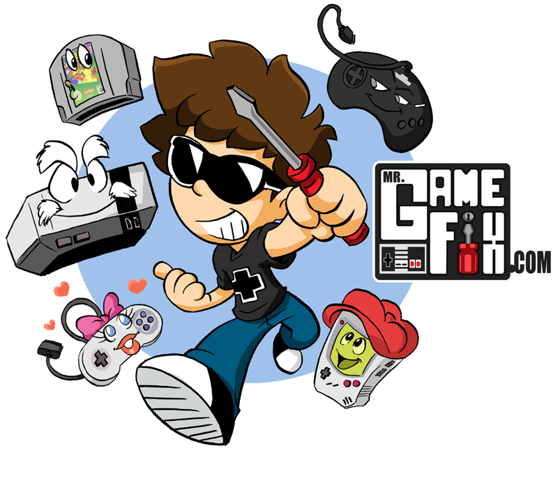 Mr. Game-Fix by kevinbolk