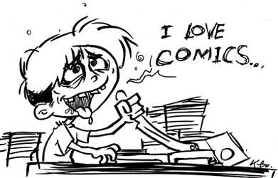 I love comics by kevinbolk
