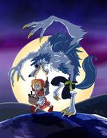 Udon Darkstalkers Tribute by kevinbolk