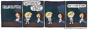Star Wars Funnies: Leia