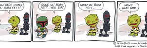 Star Wars Funnies: Boba Fett