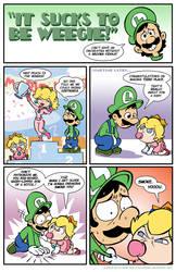 Sucks to be Luigi : Mario Kart