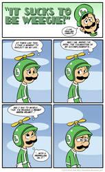 Sucks to be Luigi : Propeller