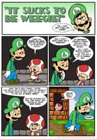 Sucks to be Luigi: Castles by kevinbolk