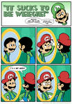 Sucks to be Luigi: The Hat