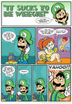 It Sucks to be Luigi: Friends