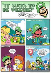 Sucks to be Luigi: Titles by kevinbolk