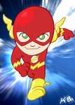 The Flash Art Card