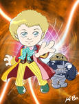 6th Doctor Who Colin Baker