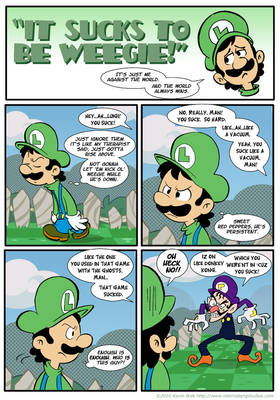 Sucks to be Luigi: Nemesis p.1