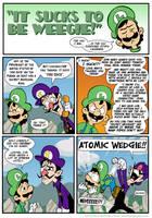 Sucks to be Luigi: Nemesis p.3 by kevinbolk